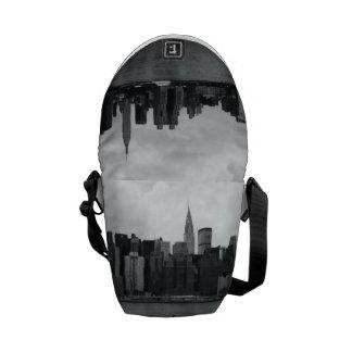 Bote-Tasche - New- YorkSkyline Kuriertasche