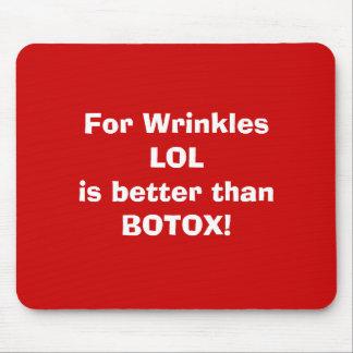 Botox Mousepad