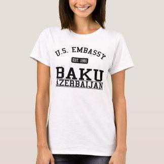 Botschaft Baku, Aserbaidschan T-Shirt