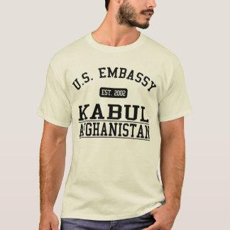 Botschaft Kabul Afghanistan - 2002 T-Shirt