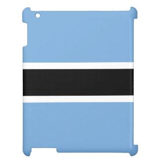 Botswana-Flagge iPad Hülle
