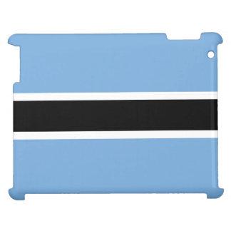 Botswana-Flagge iPad Schale