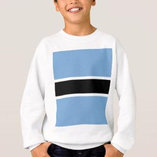 Botswana-Flagge Sweatshirt