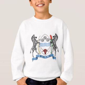 Botswana-Wappen Sweatshirt