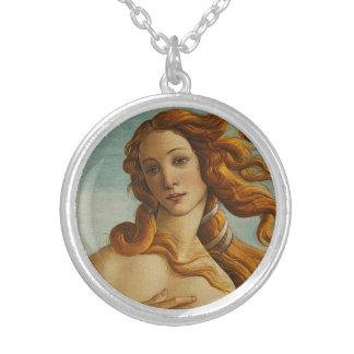Botticelli die Geburt von Venus-Halskette (nahe ho