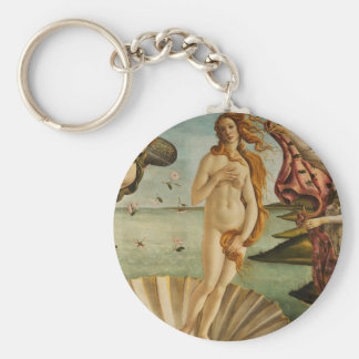 Botticelli die Geburt von Venusschlüsselkette Schlüsselband