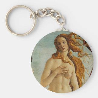 Botticelli die Geburt von Venusschlüsselkette Schlüsselbänder