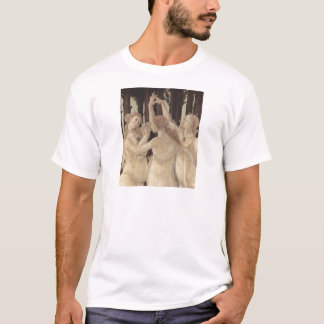 Botticellis drei Umgangsform-T - Shirt