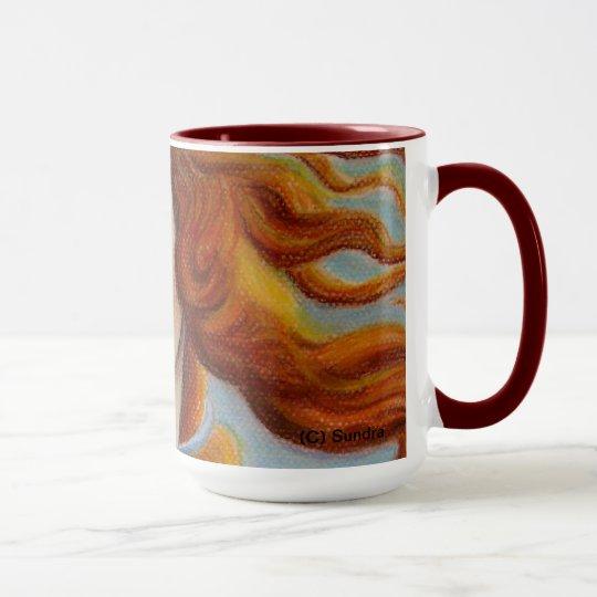 Botticellis Venus Tasse