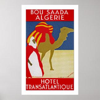 Bou Saada Algerie Posterdrucke