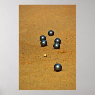 Boule-Druck Plakatdrucke
