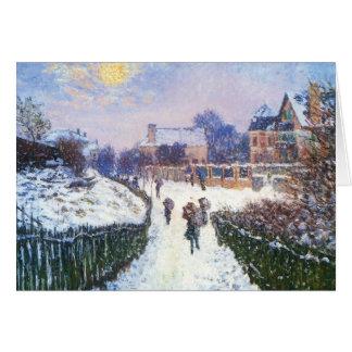 Boulevard-Heiliges Denis Argenteuil durch Claude Karte