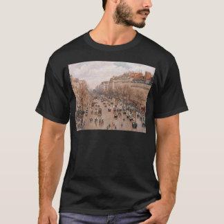 Boulevard Monmartre in Paris durch Camille T-Shirt
