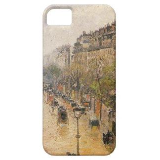 Boulevard Montmartre Frühlingsregen Camille iPhone 5 Cover