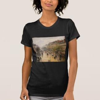 Boulevard Montmartre Frühlingsregen Camille T-Shirt