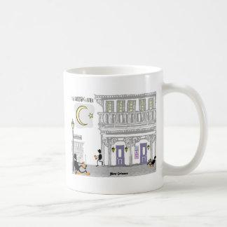 Bourbon-Straßen-Kater Kaffeetasse