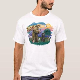Bouvier DES Flandres (Schwarzes) T-Shirt