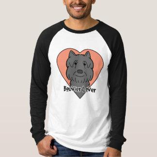 Bouvier Liebhaber T-Shirt