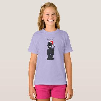 Bouvier Santa T-Shirt