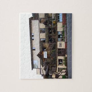 Bowen Insel-Kneipen-Puzzlespiel Foto Puzzle