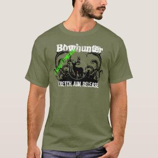 Bowhunting 3 Schrittprogramm T-Shirt