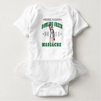 Bowling- Greenmassaker 2011 Baby Strampler