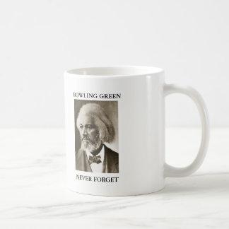 Bowling- Greenmassaker - Kaffee-Tasse Kaffeetasse