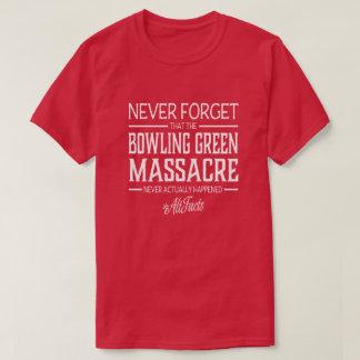"""""""Bowling- Greenmassaker """" T-Shirt"""