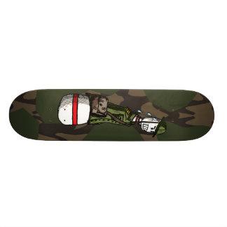 Bowling-Krieg-Skateboard Skateboarddeck