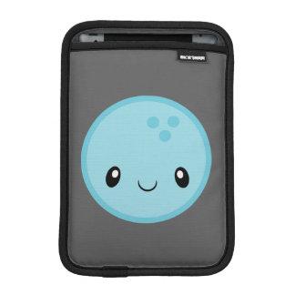 Bowlings-Ball Emoji iPad Mini Sleeve