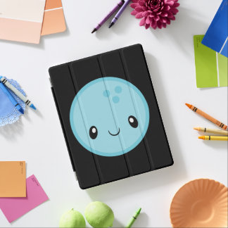 Bowlings-Ball Emoji iPad Smart Cover