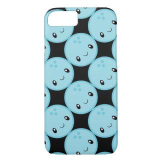 Bowlings-Ball Emoji iPhone 8/7 Hülle