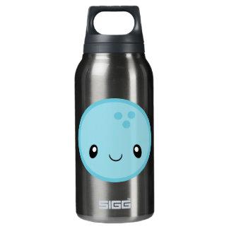 Bowlings-Ball Emoji Isolierte Flasche