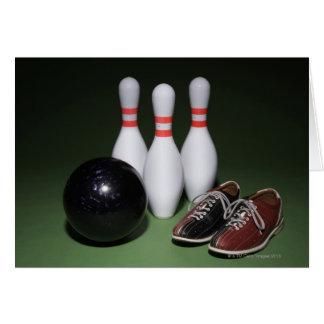 Bowlings-Ball Karte