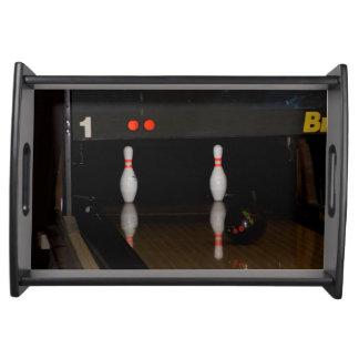 Bowlings-Serviertablett Serviertablett