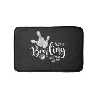 Bowlings-Sport Badematte