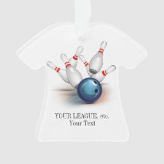 Bowlings-Verzierung Ornament