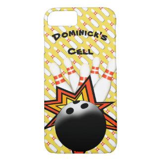 Bowlings-Zellen-Telefon-Kasten iPhone 8/7 Hülle
