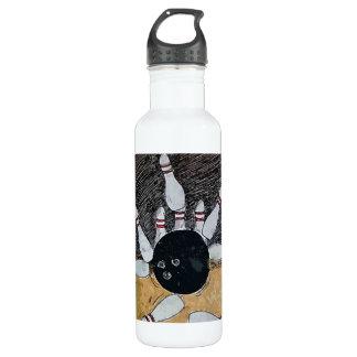 Bowlingswasserflasche Trinkflasche