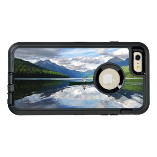 Bowman See - Glacier Nationalpark Montana OtterBox iPhone 6/6s Plus Hülle