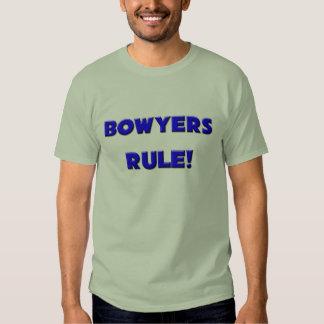 Bowyers Regel! Hemden