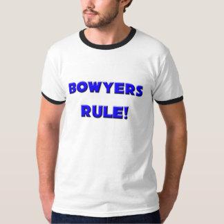 Bowyers Regel! T-shirt