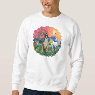 Boxer 1 (geerntet) sweatshirt
