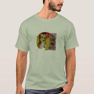 Boxer-Grafik T-Shirt