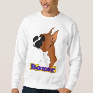 Boxer Headstudy Kitz Sweatshirt