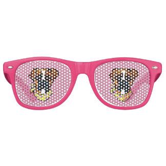 Boxer-Hund Ostern Sonnenbrille