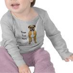 Boxer-Hund Tshirt