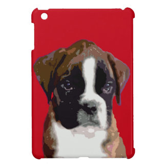 Boxer-Hündchen iPad Mini Hülle