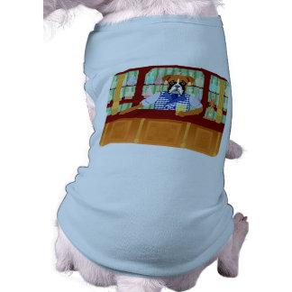 Boxer-Hundebier-Kneipe Shirt