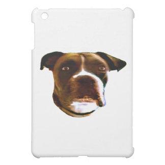 Boxer-Hundekopf die MUSEUM Zazzle Geschenke Hüllen Für iPad Mini